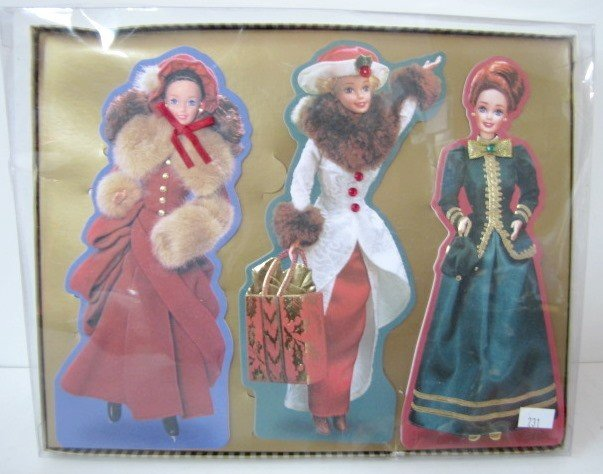 44: 11 Barbie Doll Collectibles: McDonald's Barbies.... - 4
