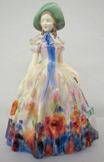 """131A: Royal Doulton """"Easter Day"""" HN2039 Figurine"""