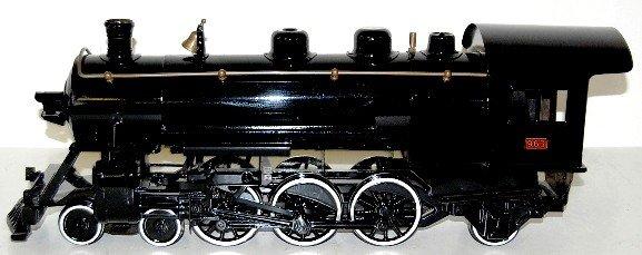 154: Buddy L Train Engine No.963