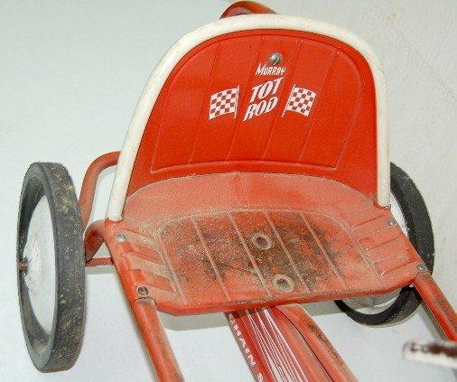 261: Murray Super Tot Rod Pedal Car - 2