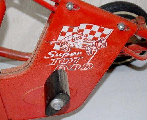 261: Murray Super Tot Rod Pedal Car - 3