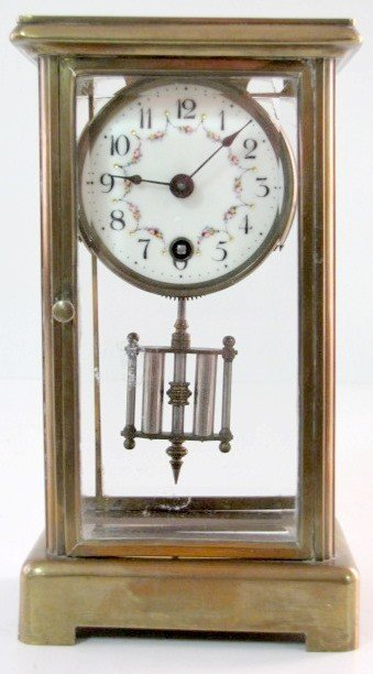 5: 30 Hour Crystal Regulator Clock