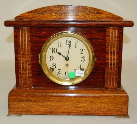 "Seth Thomas ""Belmont No.2"" Mantle Clock"