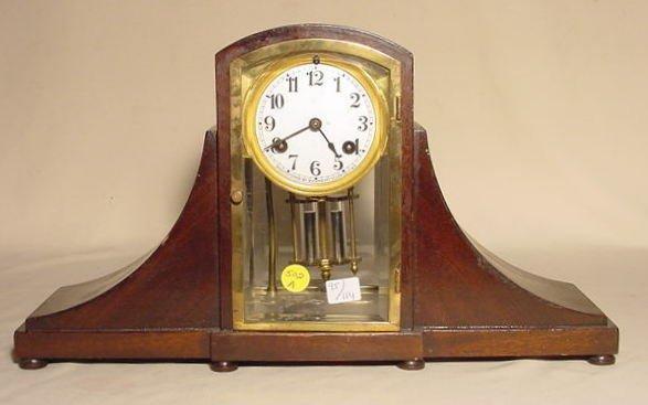 502A: Waterbury Mantle or Table Clock NR