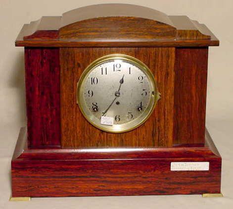Seth Thomas Adamantine Sonora Chime Clock NR