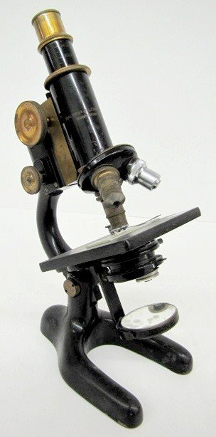 12: Bausch & Lomb Optical Co. Microscope, 1915