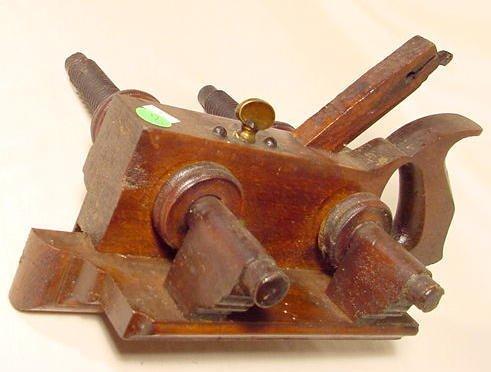 8: Ohio Tool Wooden Plane NR