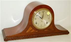 3: Seth Thomas Walnut Tambour Mantle Clock
