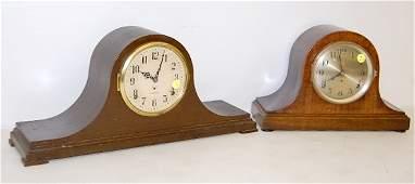 7 2 Mantle Clocks Plymouth  Seth Thomas