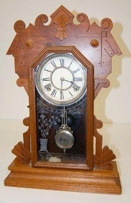 4: Waterbury Kitchen Clock