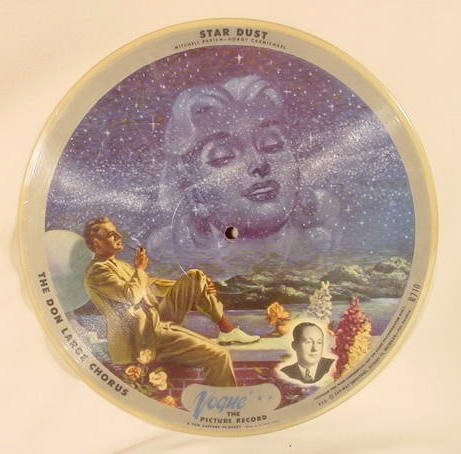 503A: Vogue Picture Record R710 Star Dust & Bells NR