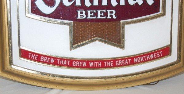 352: 2 Schmidt Beer Advertising Signs, Dog, Logo - 6