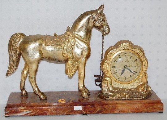 10: United, Self Starting Clock, Western Theme