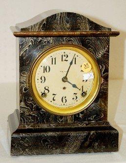35: Seth Thomas T & S 8 Day Mantel Clock