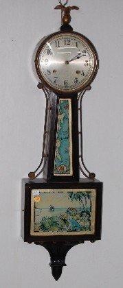 71: Ingraham Treasure Banjo Clock