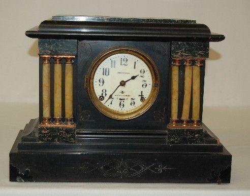 Seth Thomas Sonora Chime Adamantine Clock