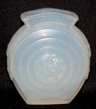 "111: Sabino Art Glass ""Dahlia"" Vase"