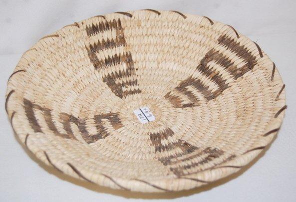 23: Papago Basketry Bowl - 2