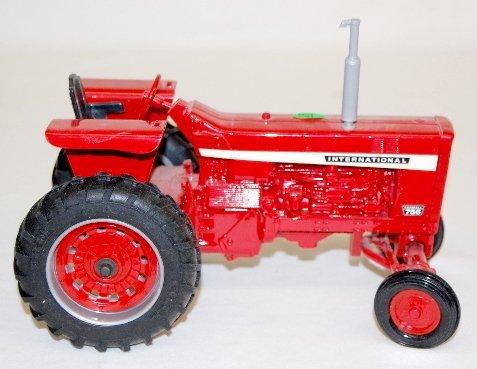 245: International Farmall 756 Toy Tractor
