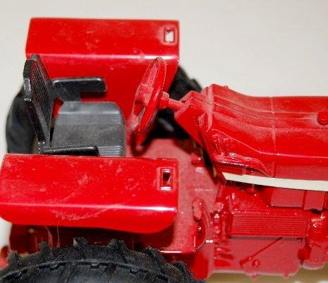 245: International Farmall 756 Toy Tractor - 3