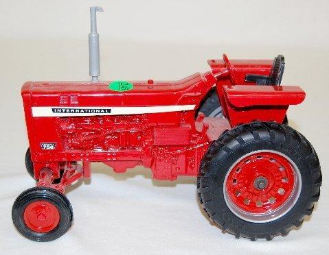 245: International Farmall 756 Toy Tractor - 4