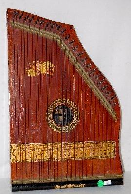 106A: Mandolin Harp w/Original Decals