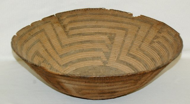 109A: Apache Basket, Circa Mid-to-Late 19th Century