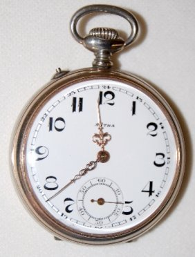 Astra 7J, 14S, OF, PS Pocket Watch