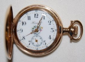Illinois 11J, OS, Hunting Case Pocket Watch