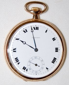 Howard 17J, 12S, OF Pocket Watch
