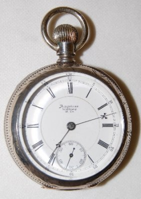 Am. Waltham, Appleton Tracy & Co. Pocket Watch