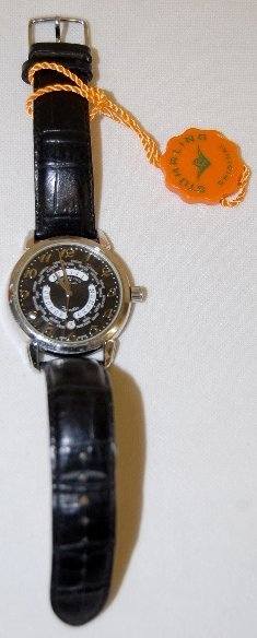158: Sturhling Original Traveler Wrist Watch in Box