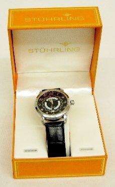 158: Sturhling Original Traveler Wrist Watch in Box - 4