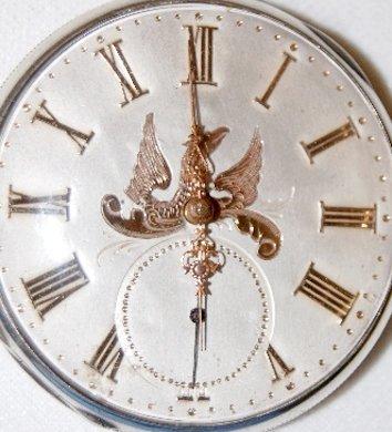 230: M.J. Tobias, Liverpool, Jeweled Pocket Watch  - 2