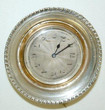 87: Boreal Repeating Pocket Watch/Clock