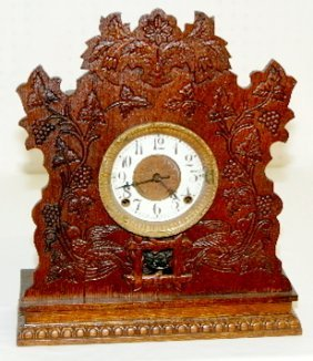 Gilbert Champion M Cabinet Clock