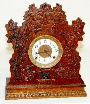93: Gilbert Champion M Cabinet Clock
