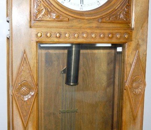 "151F: Gazo ""Encino"" Jeweler's Regulator Clock - 4"