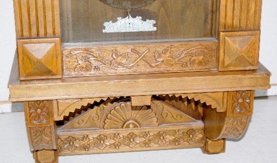 "151F: Gazo ""Encino"" Jeweler's Regulator Clock - 5"