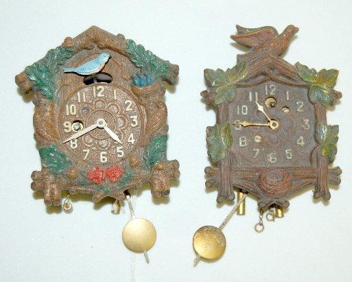 216: 5 Lux Keebler Clocks - 2