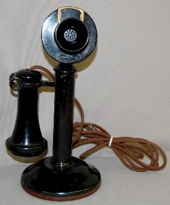 14: Western Electric Co. Stick Telephone