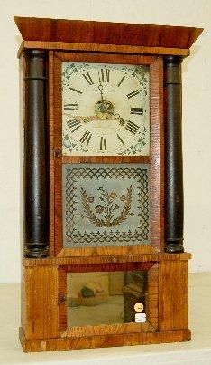 11: Chauncey Jerome 2 Weight OG Clock