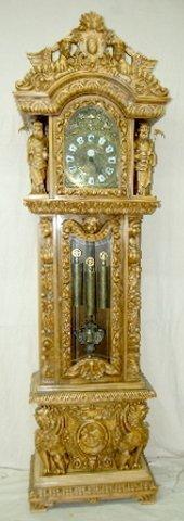 "146: Gazo ""San Juan Bautista"" Clock"