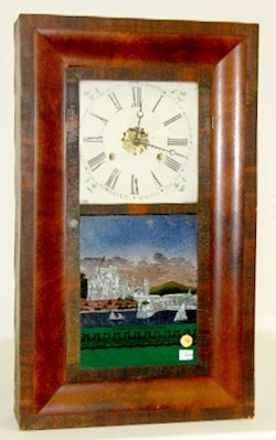 15: Jerome & Co. OG Clock, T & S