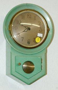 3: New Haven Miniature Drop Hanging Clock