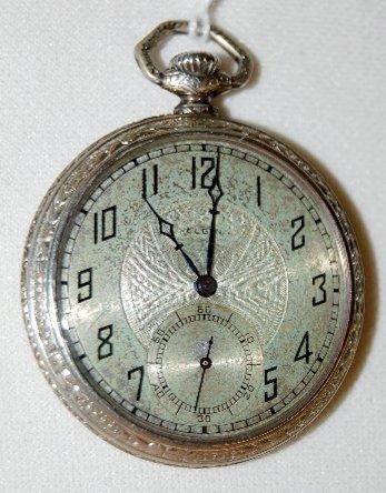 4: Elgin 15J 10S OF SW No. 30848066 Pocket Watch