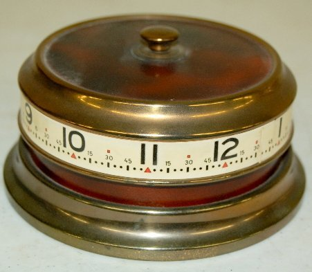 10: 2 Tape Measure Clocks, U.S.A. & German - 2