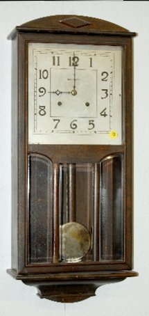 20: New Haven T & S Wall Clock