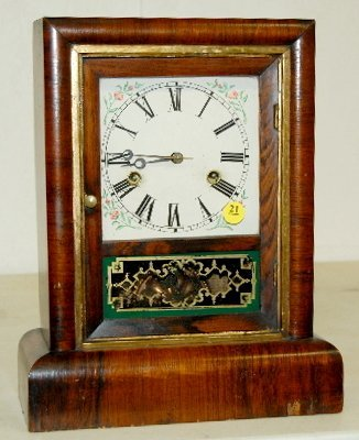 "21: Gilbert ""Favorite"" Cottage Clock"