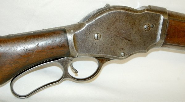 307G: Antique 12 Gauge Winchester Model 1901 Shotgun - 3
